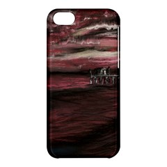 Pier At Midnight Apple iPhone 5C Hardshell Case