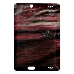 Pier At Midnight Kindle Fire HD 7  (2nd Gen) Hardshell Case