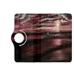 Pier At Midnight Kindle Fire Hdx 8 9  Flip 360 Case