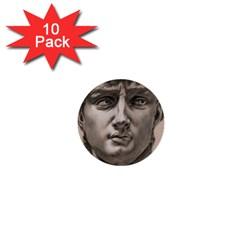 David 1  Mini Button (10 pack)