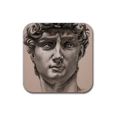 David Drink Coasters 4 Pack (square)