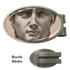 David Money Clip (Oval)