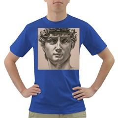 David Men s T-shirt (Colored)