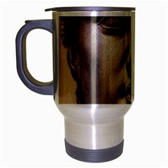 David Travel Mug (Silver Gray)
