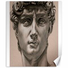 David Canvas 20  x 24  (Unframed)
