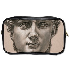 David Travel Toiletry Bag (Two Sides)