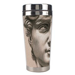 David Stainless Steel Travel Tumbler