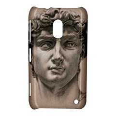 David Nokia Lumia 620 Hardshell Case
