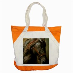 Storm Accent Tote Bag