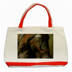 Storm Classic Tote Bag (red)
