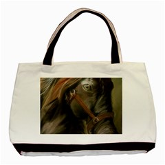 Storm Twin-sided Black Tote Bag
