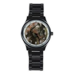 Storm Sport Metal Watch (Black)