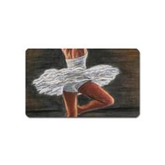 Ballet Ballet Magnet (Name Card)