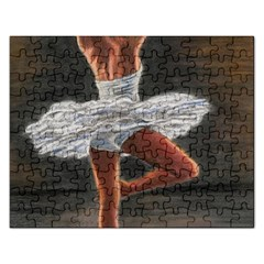 Ballet Ballet Jigsaw Puzzle (Rectangle)