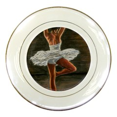 Ballet Ballet Porcelain Display Plate