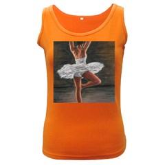 Ballet Ballet Women s Tank Top (dark Colored)