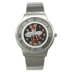 Ballet Ballet Stainless Steel Watch (slim)