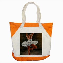 Ballet Ballet Accent Tote Bag