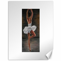 Ballet Ballet Canvas 36  x 48  (Unframed)
