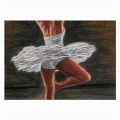 Ballet Ballet Glasses Cloth (Large)