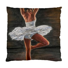 Ballet Ballet Cushion Case (two Sided)