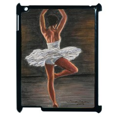 Ballet Ballet Apple Ipad 2 Case (black)