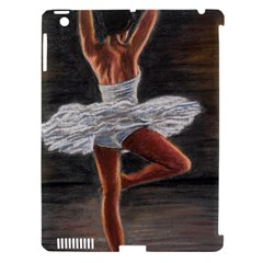 Ballet Ballet Apple iPad 3/4 Hardshell Case (Compatible with Smart Cover)