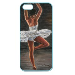 Ballet Ballet Apple Seamless Iphone 5 Case (color)