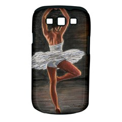 Ballet Ballet Samsung Galaxy S Iii Classic Hardshell Case (pc+silicone)