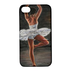 Ballet Ballet Apple iPhone 4/4S Hardshell Case with Stand
