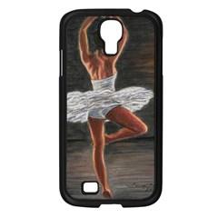 Ballet Ballet Samsung Galaxy S4 I9500/ I9505 Case (Black)