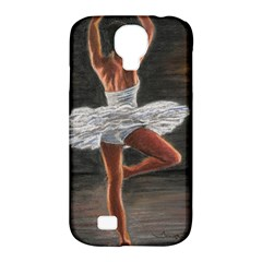 Ballet Ballet Samsung Galaxy S4 Classic Hardshell Case (pc+silicone)