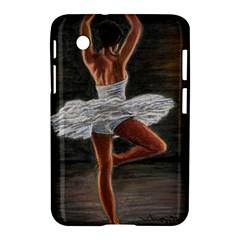 Ballet Ballet Samsung Galaxy Tab 2 (7 ) P3100 Hardshell Case