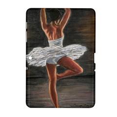 Ballet Ballet Samsung Galaxy Tab 2 (10 1 ) P5100 Hardshell Case