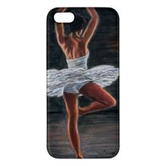Ballet Ballet iPhone 5S Premium Hardshell Case