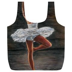 Ballet Ballet Reusable Bag (xl)