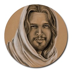 Messiah 8  Mouse Pad (Round)