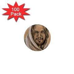 Messiah 1  Mini Button Magnet (100 pack)