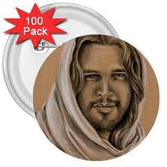 Messiah 3  Button (100 pack)