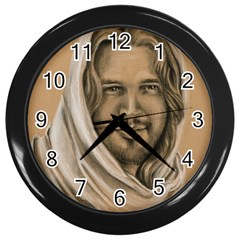 Messiah Wall Clock (Black)