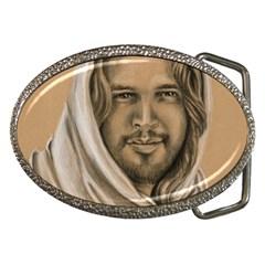 Messiah Belt Buckle (Oval)