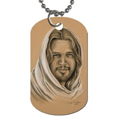 Messiah Dog Tag (one Sided)
