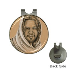 Messiah Hat Clip with Golf Ball Marker