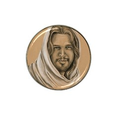 Messiah Golf Ball Marker (for Hat Clip)