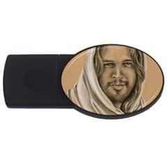 Messiah 4gb Usb Flash Drive (oval)