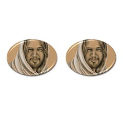 Messiah Cufflinks (Oval)