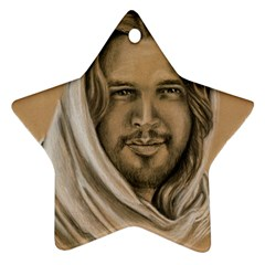 Messiah Star Ornament (Two Sides)