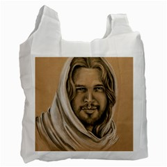 Messiah White Reusable Bag (Two Sides)