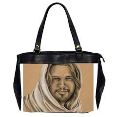 Messiah Oversize Office Handbag (two Sides)