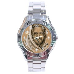 Messiah Stainless Steel Watch